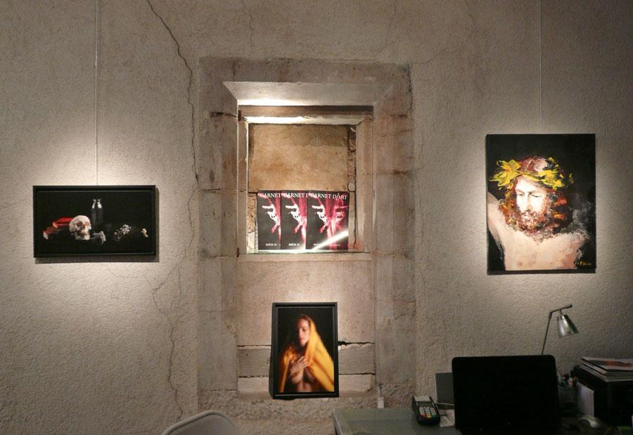 Galerie Au-delà des Apparences - 15 rue Filaterie - 74000 ANNECY