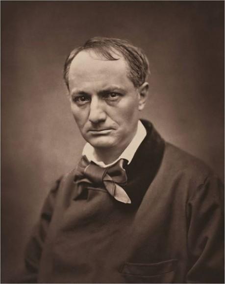 Charles Baudelaire - Etienne Carjat