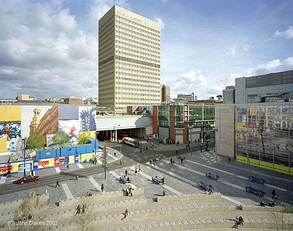 John Davies - Metropoli Project - Manchester