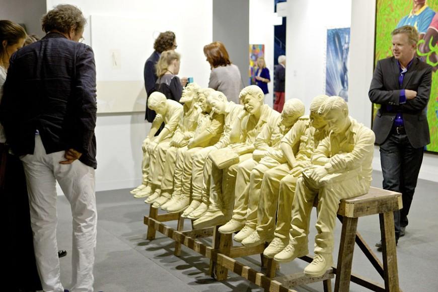 Art Basel in Basel 2014