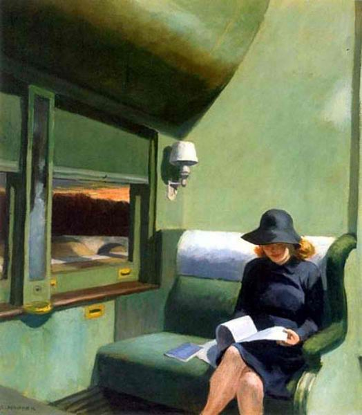 Edward Hopper -Compartment C