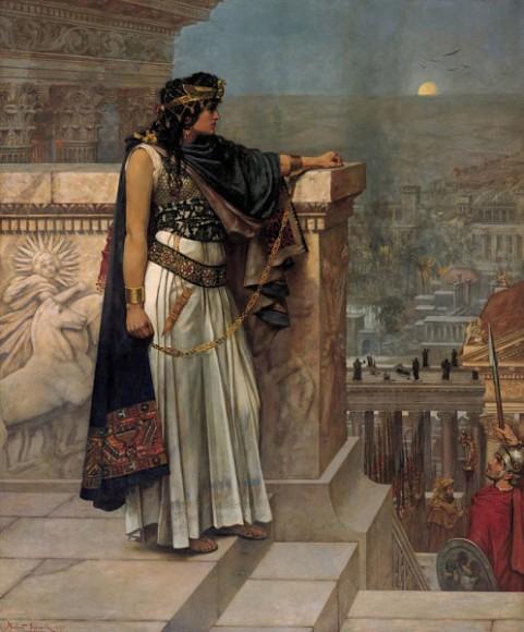 Le temps l'histoire et les femmes - Zenobie