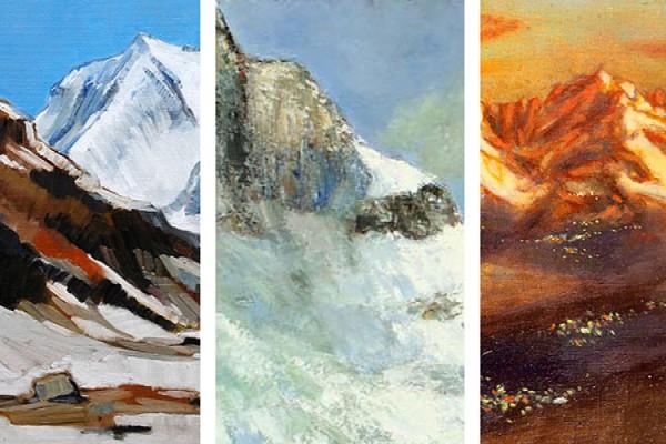 Montagnes d'aujourd'hui