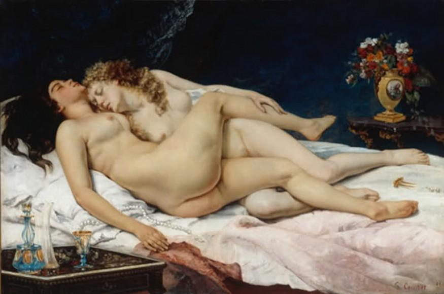 Olympia - Courbet