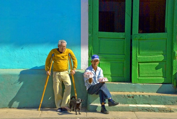 Rencontrer n02 - Trinidad Cuba - Alison McCauley
