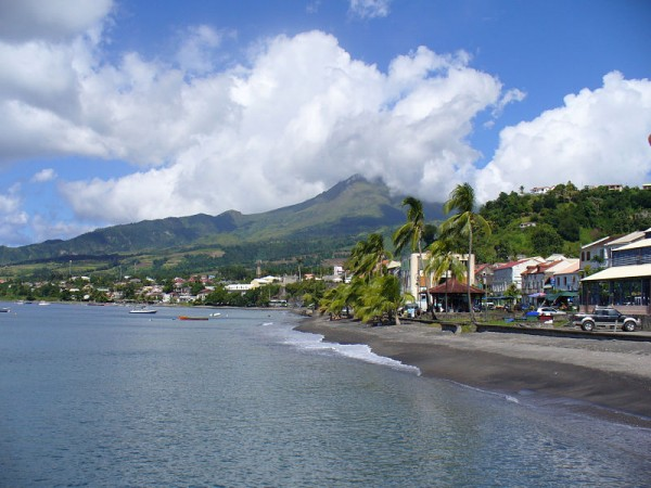 Saint Pierre de la Martinique