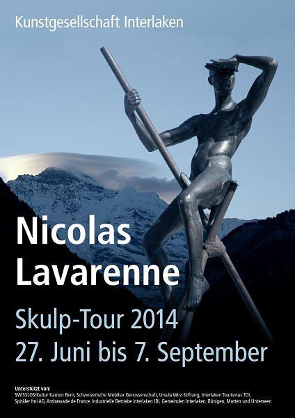 Skulp Tour 2014 Nicolas Lavarenne