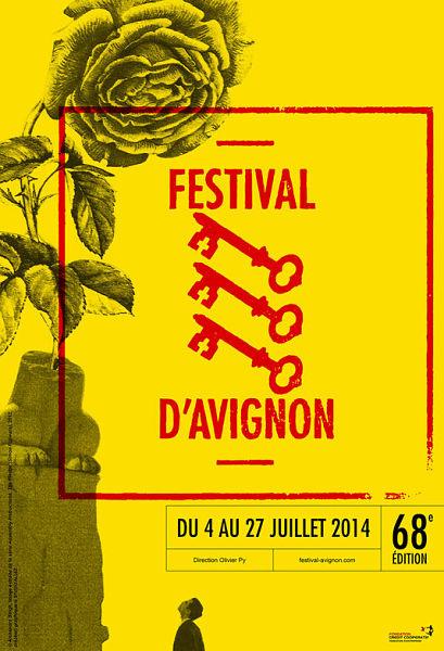 Avignon 2014 - Affiche
