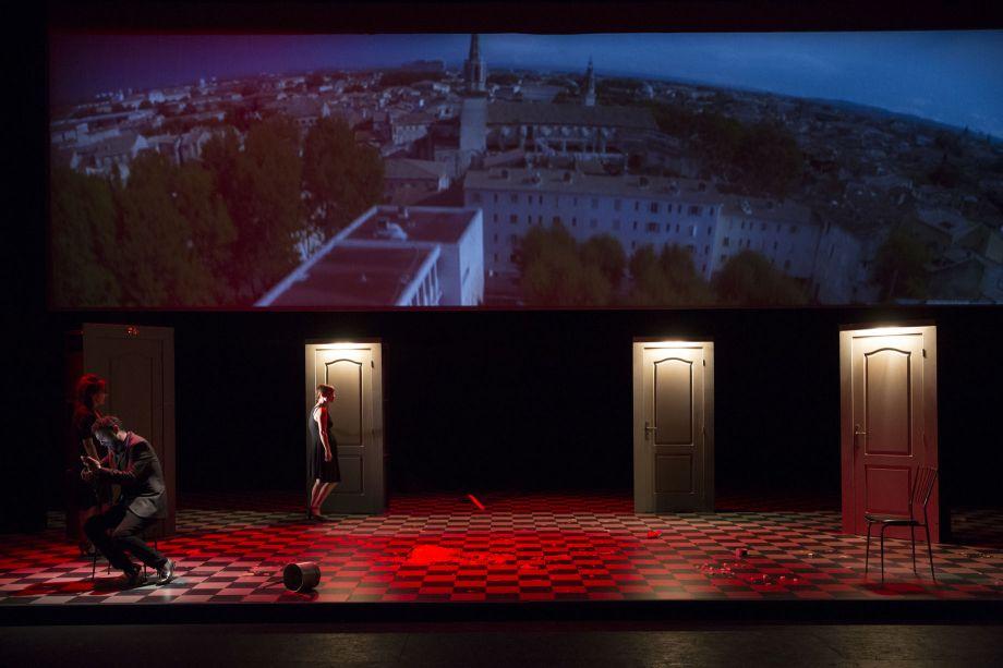 Avignon 2014_Jour 22 - Notre peur de n'être