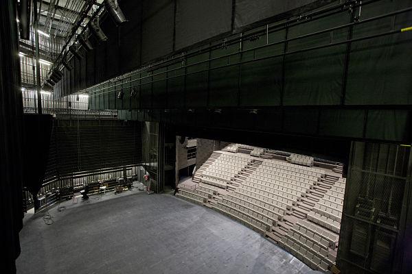 Grande salle ©William Pestrimaux