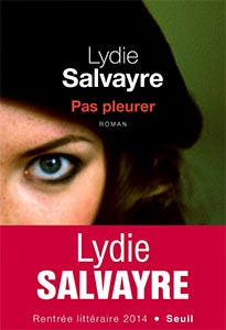 Prix Goncourt 2014 - Pas pleurer