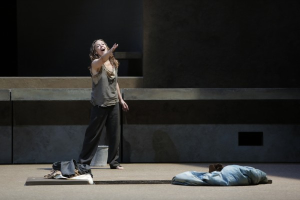 Tibor Navracsics - Elektra - répétition - Patrice Chéreau 2013