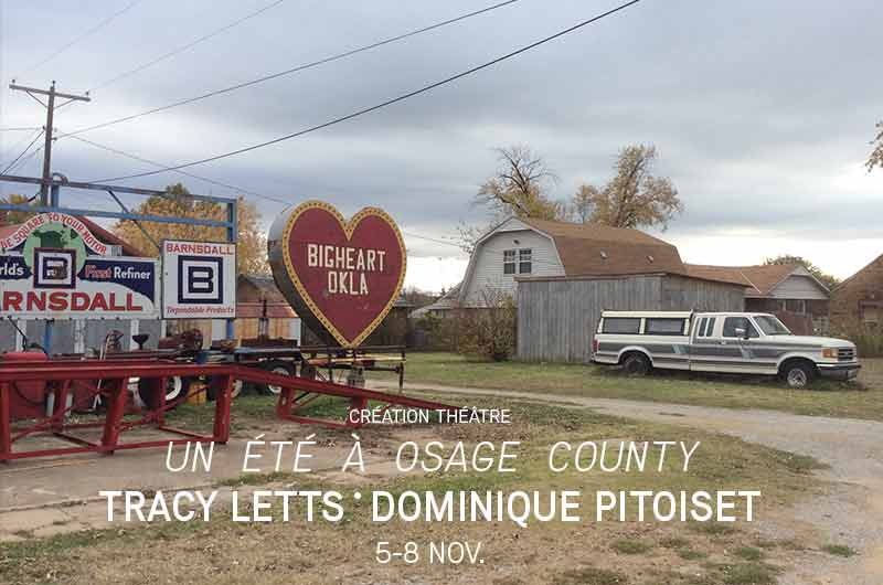 Un été à Osage county © Dominique Pitoiset