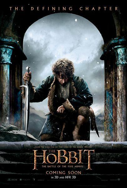 Le hobbit, la bataille des cinq armées