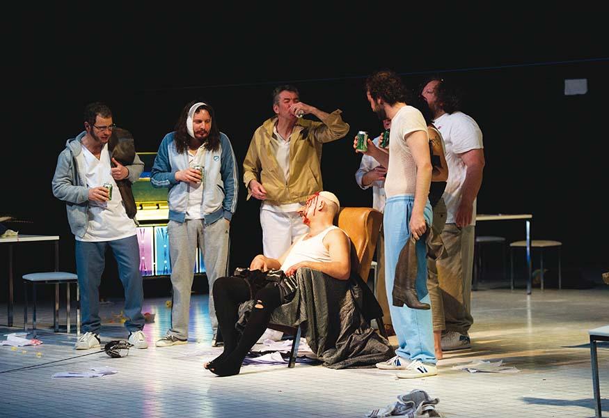 Dominique Pitoiset - © Cosimo Mirco Magliocca (Cyrano de Bergerac, 2013).