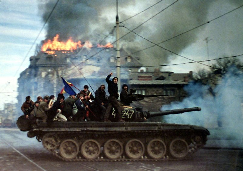 Révolution Roumaine 1989