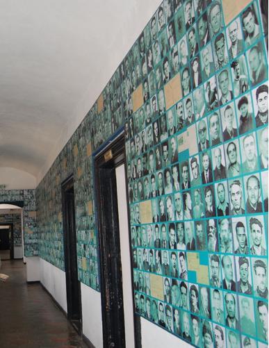 Photo des détenus