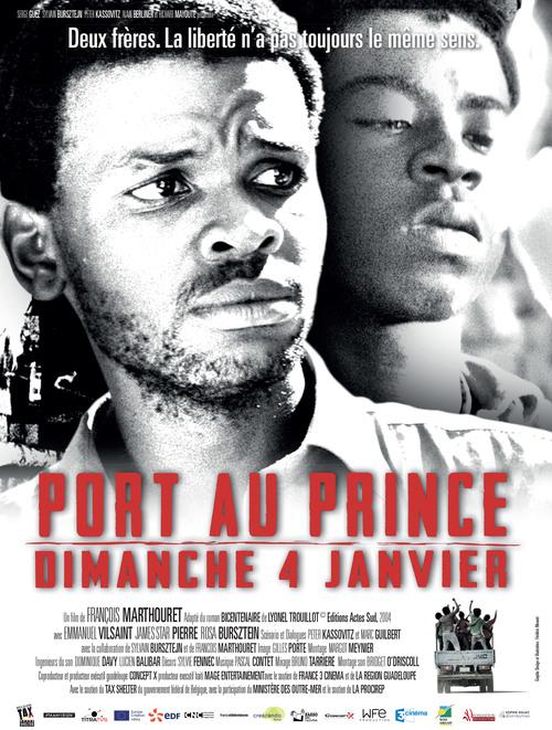 Port au Prince Dimanche 4 janvier