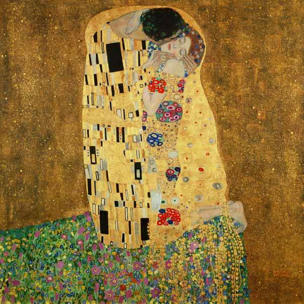 Le baiser de August Klimt