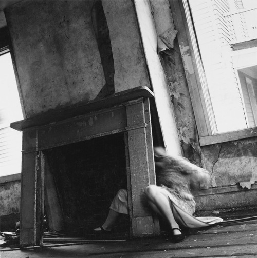 Francesca Woodman et l'innommable (3)