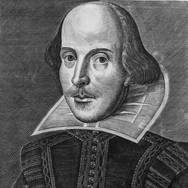 William Shakespeare © Martin Droeshout