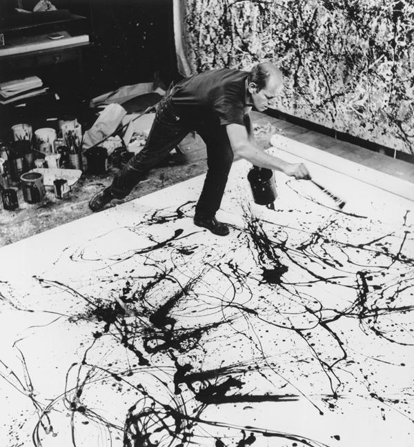 Dripping - Jackson Pollock