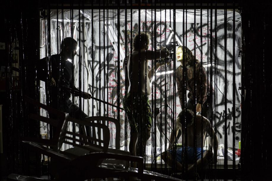 La Dictadura de lo cool © Christophe Raynaud de Lage - Festival d'Avignon