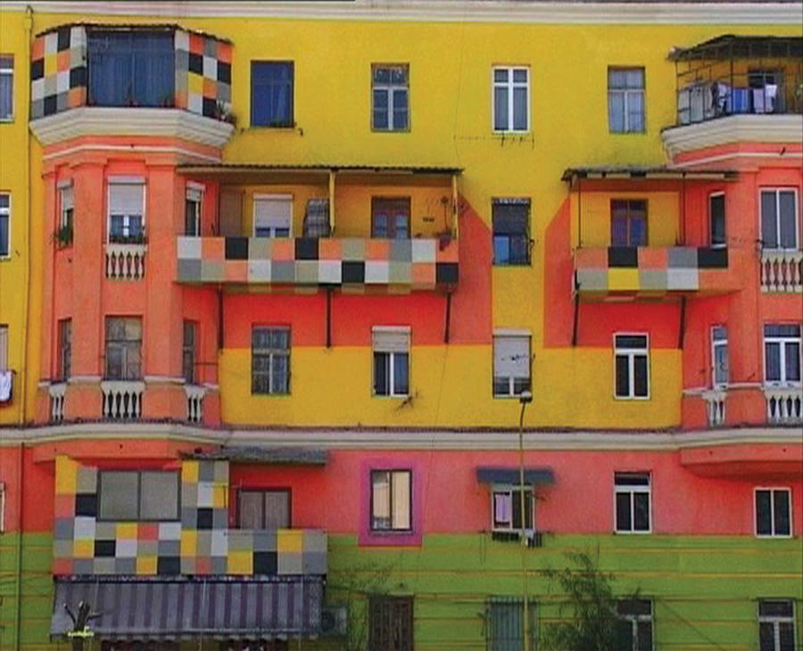 Dammi i colori, Anri Sala