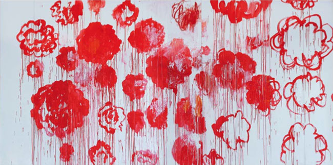 © Cy Twombly