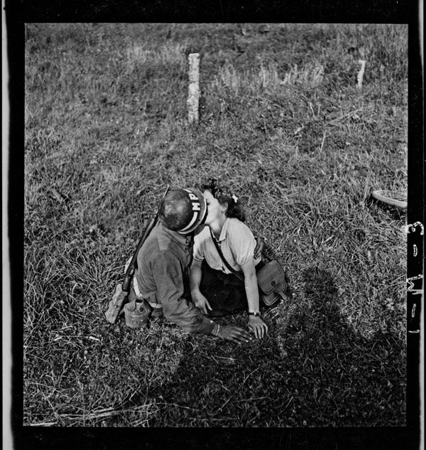Été 1944 © John G. Morris.