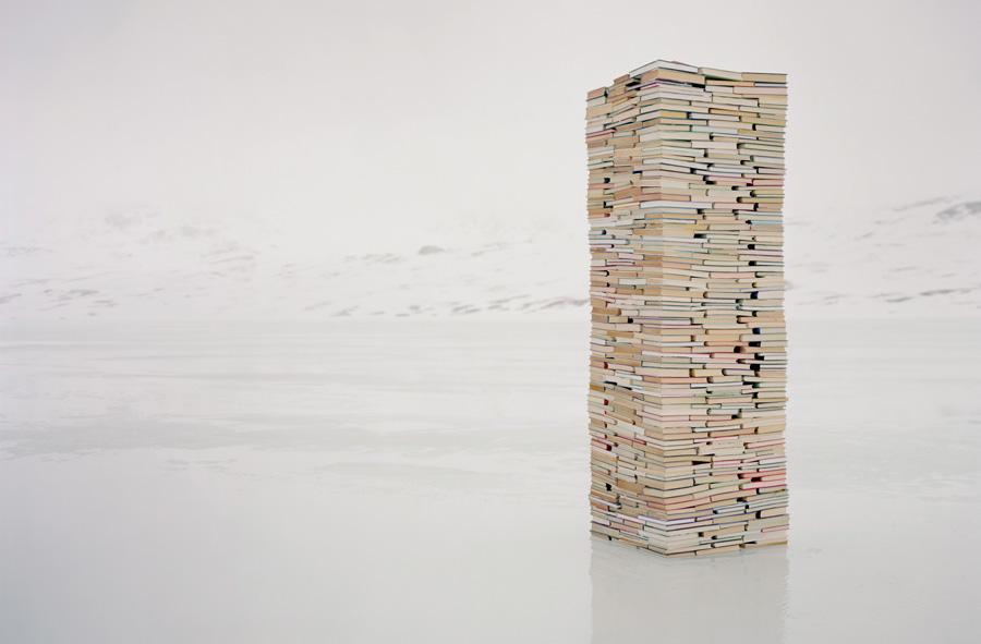 Discipline Considered an Option © Rune Guneriussen - 115 x 175 cm, Courtesy Galerie Olivier Waltman.