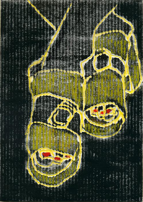 Isabelle Pilloud, Les sandales de Claire