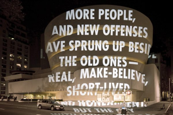 projection-de-jenny-hozler-sur-le-guggenheim-museum-new-york