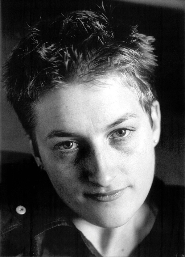 Sarah Kane © Jane Brown.