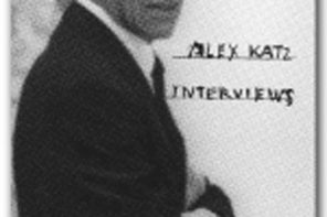 Alex Katz Interviews