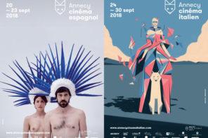Annecy cinéma espagnol & Annecy cinéma italien 2018