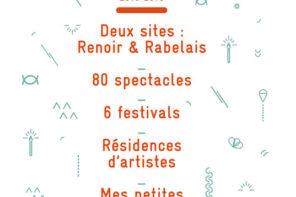 Théâtre des Collines 2018-2019 • 2e partie de saison