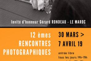 12e Rencontres Photographiques