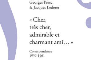 Cher, très cher, admirable et charmant ami